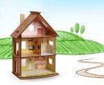 Как сделать из картонки домик – как сделать своими руками, схемы, для детей, маленький, лестница, из цветной бумаги, ступеньки, для кукол, пошаговая инструкция, фото, видео