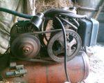 Компрессор от холодильника для накачки колес своими руками – Сообщества › Сделай Сам › Блог › Компрессор от старого холодильника, для накачки колёс в бытовых условиях…