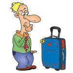 Легкий чемодан на колесах вес до 2 кг – Какой чемодан самый прочный или из какого материала чемодан лучше? Рейтинг от Робинзон.ру — Robinzon.ru
