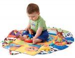 Лучший развивающий коврик – Развивающие коврики для детей от 0 до 1 года и старше: в чём суть ковриков, виды детских ковриков, как подобрать правильный коврик