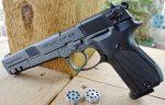Пистолет пневматический самый мощьный – Лучший пневматический пистолет российского или зарубежного производства
