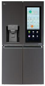 Управление со смартфона холодильник lg – LG представляет «умную» бытовую технику премиум-класса, которая «общается»