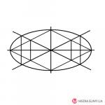 Как рисовать овалы – Как нарисовать Овал правильно карандашом шаг за шагом?