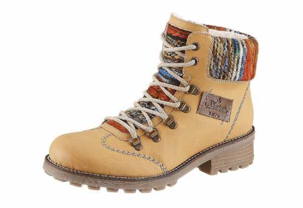 Rieker — немецкая фирма, выпускающая самые удобные, качественные и очень  теплые мужские зимние ботинки. Обувь выполнена из натуральных кожи и меха. 7e607932dd3