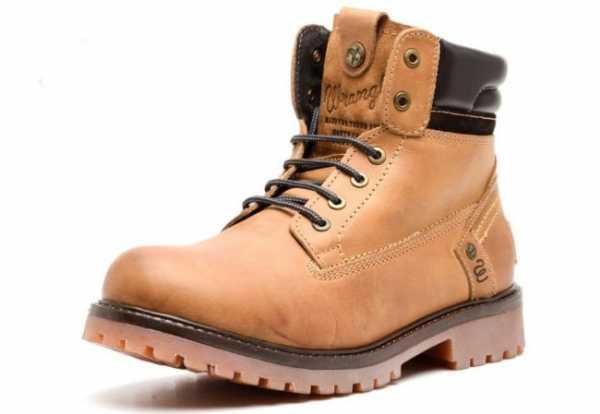 df620e3c6 Фирма Wrangler выпускает качественные мужские ботинки для любых сезонов, в  том числе и для зимы. Большинство моделей изготовлены из натуральной кожи,  ...