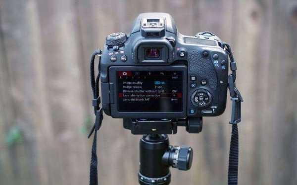 Кэнон 77д обзор – Обзор и тест зеркальной камеры Canon EOS