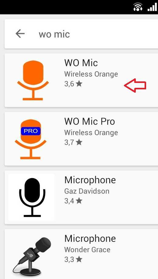 How to use smartphone as a wireless microphone on windows pc.