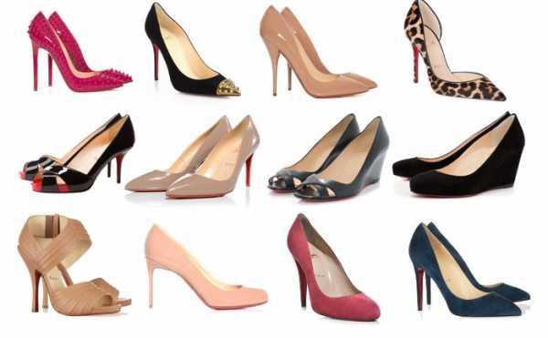 a2770fa27 Визитная карточка обуви Christian Louboutin – знаменитая красная подошва.  Туфли этого дизайнера занимают достойное место в гардеробе каждой модницы,  ...