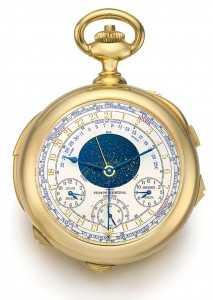 83fd2efb Аукцион состоялся ко дню 150-летия компании. Они были созданы в 1989 году.  Часы с двух имеют два циферблата.